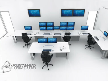 Control Room Design Consultants | Command Center Consoles | Mission ...