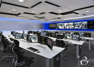 NOC Control Room Design