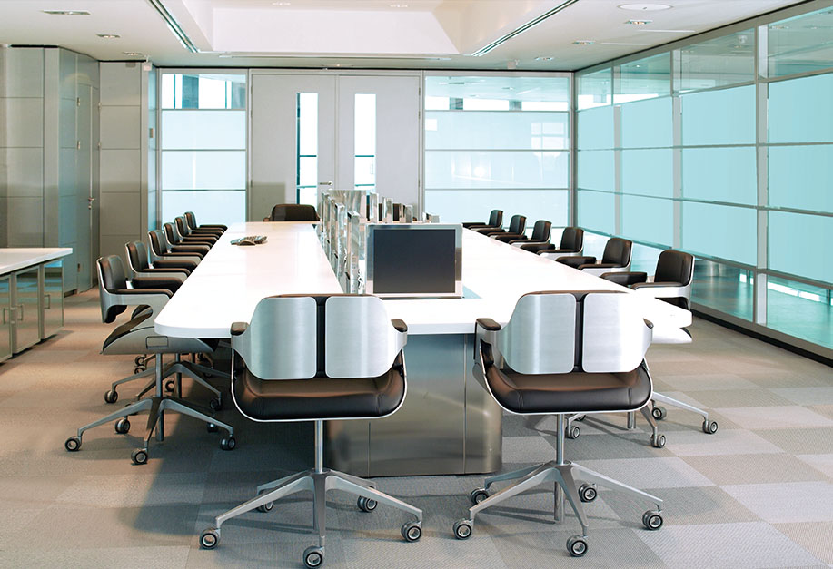 Command Center Technology Tables | Control Room Conference Tables