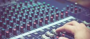 audio control room design