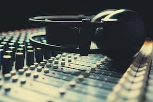 What Goes Into Audio Control Room Design?