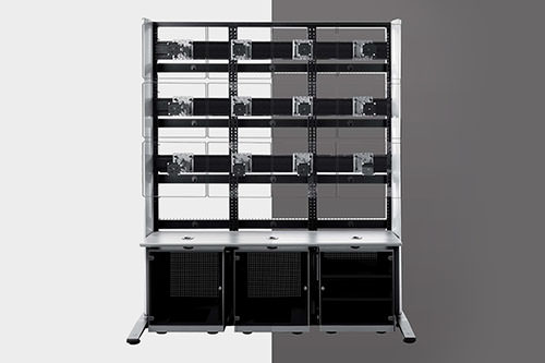 TECNOLAN Console - ACTEA Series