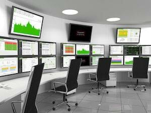 Network Operation Center Consoles