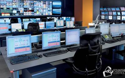 Fountainhead Control Rooms and GESAB Consolidate Presence in U.S. Market