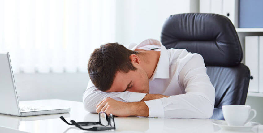 fight office fatigue