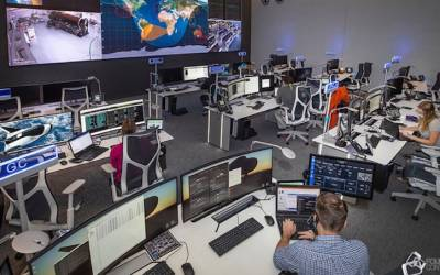 The 4 Keys to Designing a Command Center That Works