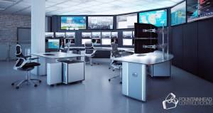 Bespoke Control Room Consoles
