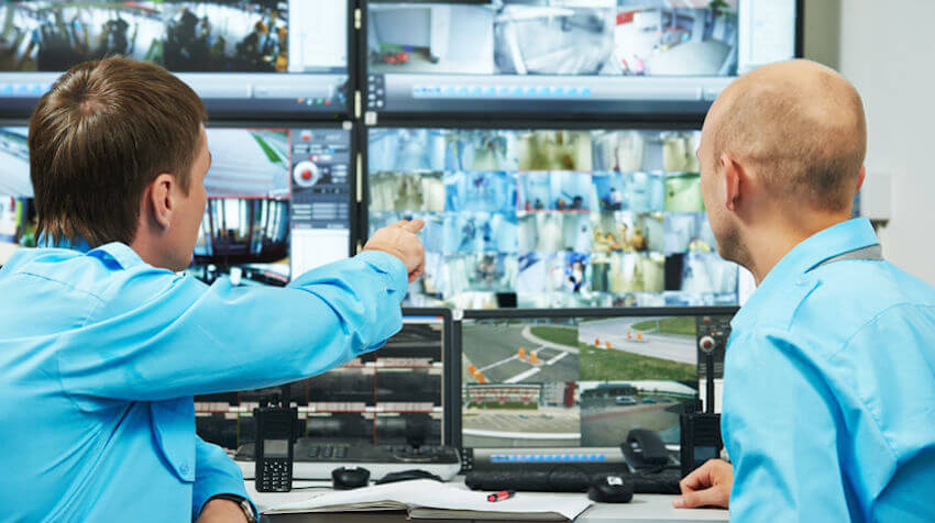 Security Control Room Design Guidelines