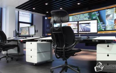 Why Data Center Console Furniture Can Make or Break Your Control Room