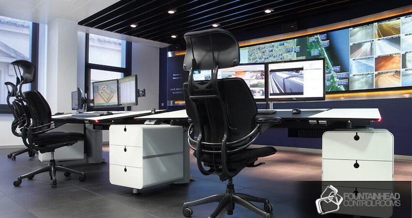Data Center Console Furniture