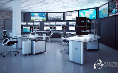 Why 24/7 Operations Center Design Requires Such a Specific Process