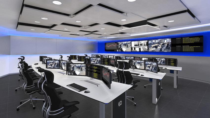 control room design standards